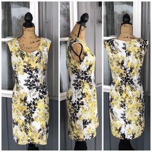 Ann Taylor Sheath Style Dress Size 4